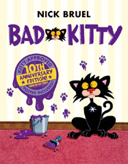 Bad Kitty: 10th Anniversary Edition Hardcover Picture Book