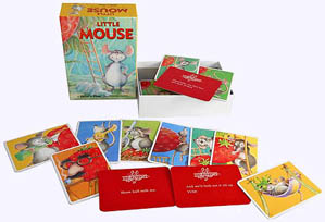 Little Mouse Sequencing Game