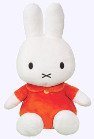 14 in. Miffy Plush