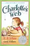 Charlotte's Web Hardcover Chapter Book
