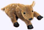 6 in. Fawn Finger Puppet