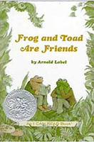 Frog and Toad are Friends Hardcover Chapter Book Book