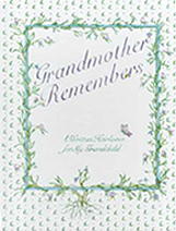 Grandmother Remembers Family Record book