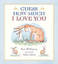 Guess How Much I Love You Hardcover Picture Booi