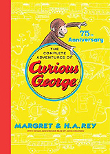 Complete Adventures of Curious George - 75th Anniversary Edition