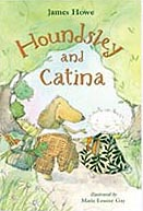 Houndsley and Catina Hardcover Chapter Book