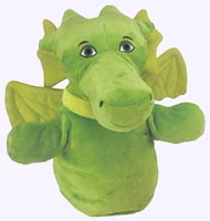 10 in. Puff the Magic Dragon Puppet