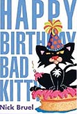 Happy Birthday Bad Kitty Graphic Novel Chapter Book