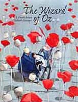 The Wizard of Oz Hardcover Picture Book Illustrated by Lizbeth Zwerger