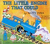 The Little Engine That Could Hardcover Picture Book