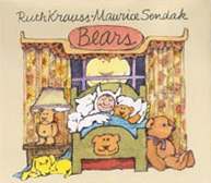 Bears illus. by Maurice Sendak Hardcover Picture Book