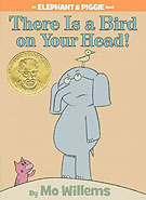 There Is a Bird on Your Head Hardcover Picture Book