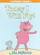 Today I Will Fly! Hardcover Picture Book