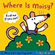 Where is Maisy? Board Book