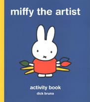 Miffy the Artist Activity Book Paper Back