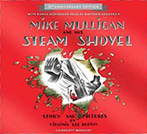Mike Mulligan and his steam shovel Hardcover Picture Book
