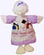 Mother Goose Pocket Doll with puppets