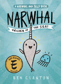 Narwhal and Jelly 1: Narwhal: Unicorn of the Sea Hardcover Graphic Novel