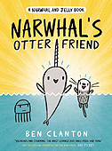 Narwhal's Otter Friend Graphic Novel