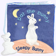 Pat the Bunny Cloth Book