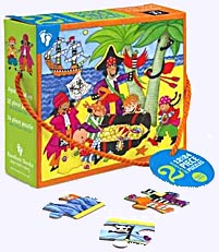Port Side Pirate Puzzles