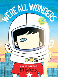 We're All Wonders Hardcover Picture Book