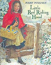 Little Red Riding Hood Hardcover Picture Book