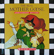 The Real Mother Goose Hardcover Picture Book