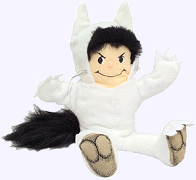 14 in. Max Wild Thing Puppet