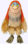 7 in. Sipi Wild Thing Plush Doll